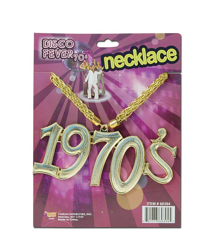 1970's necklace BA1079