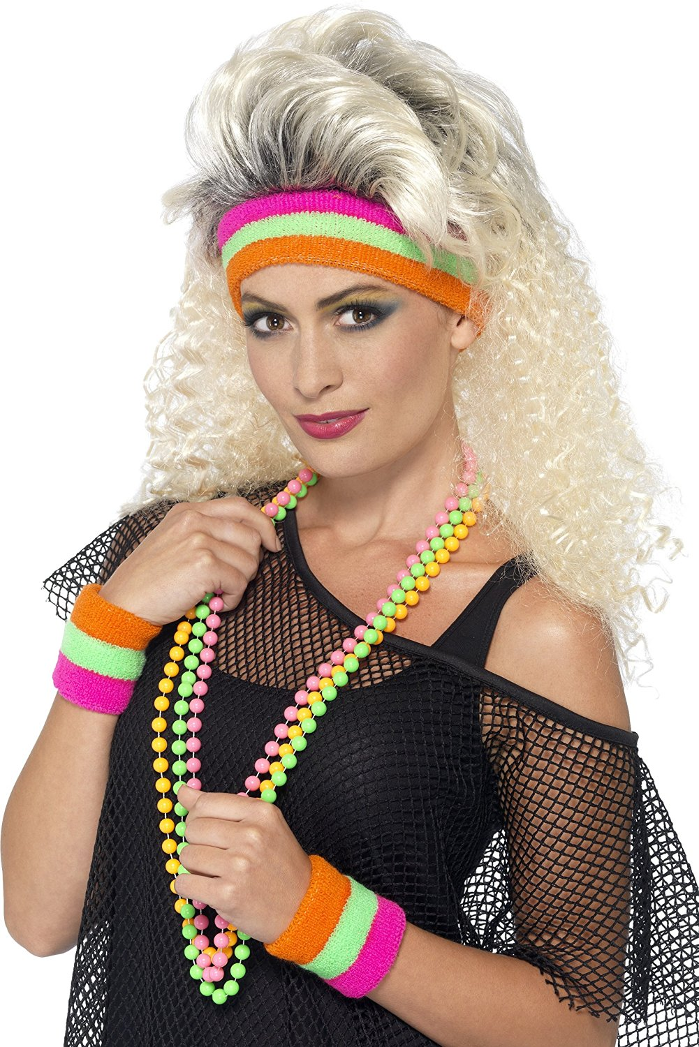 Excellent Fancy Dress Factory Ladies 80S Costumes Hairstyle Inspiration Daily Dogsangcom