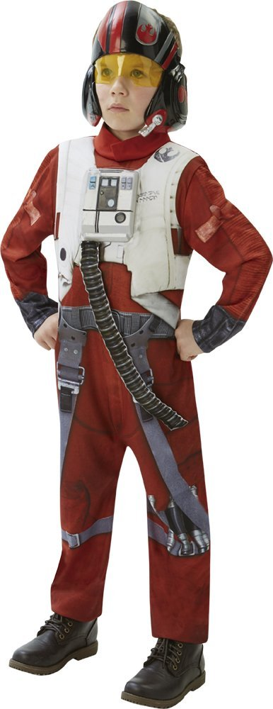 Poe x-wing fighter Star Wars 9-10 years 620266