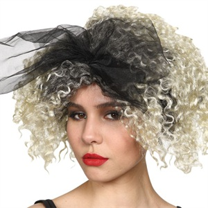 80s  material girl wig (wicked ew8143)