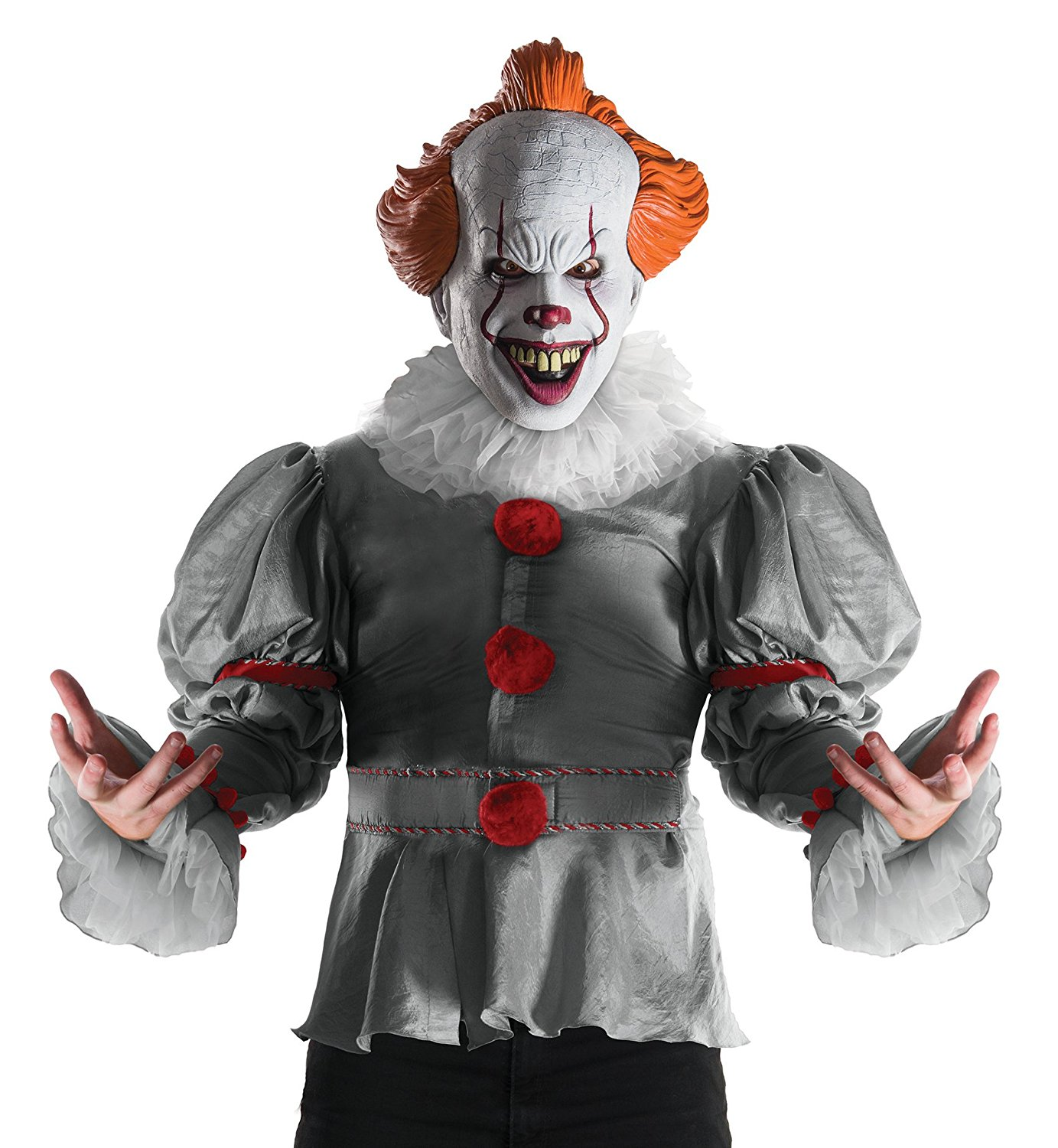 Adult Deluxe IT Movie Fancy dress costume Standard
