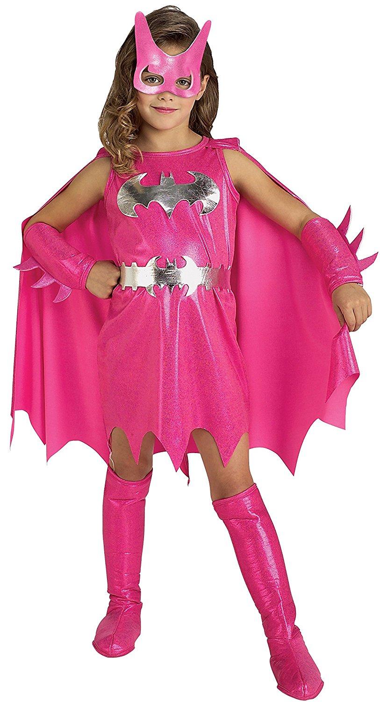 Fancy Dress Factory Girls Superhero Costumes