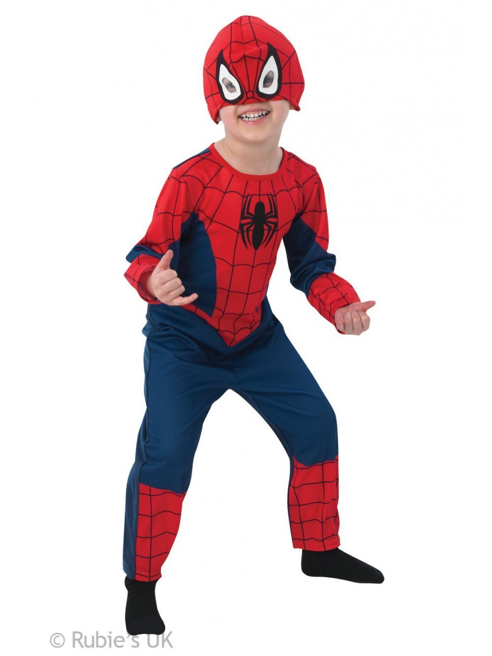 Toddler Spiderman costume 2-3 years 886919