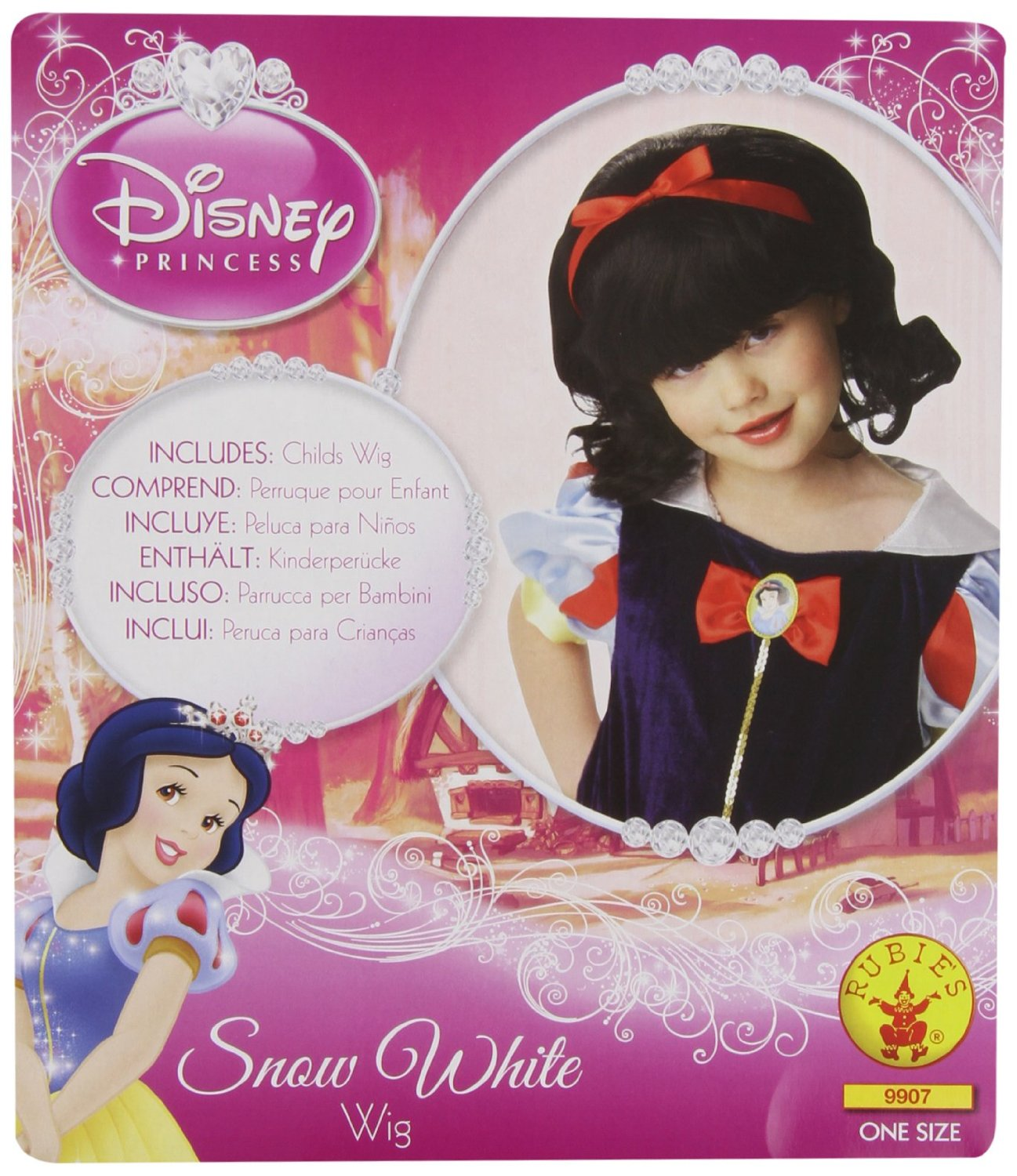 Disney's Snow White child wig 9907