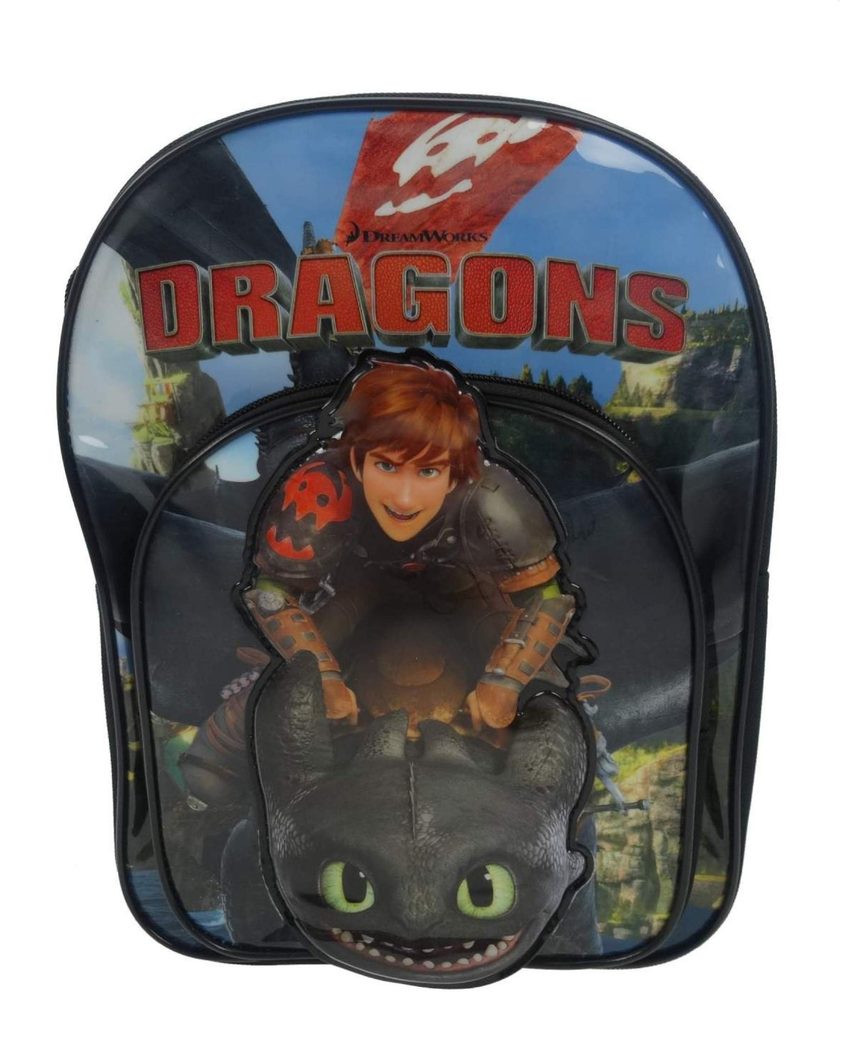 How to train your dragon backpack 001001