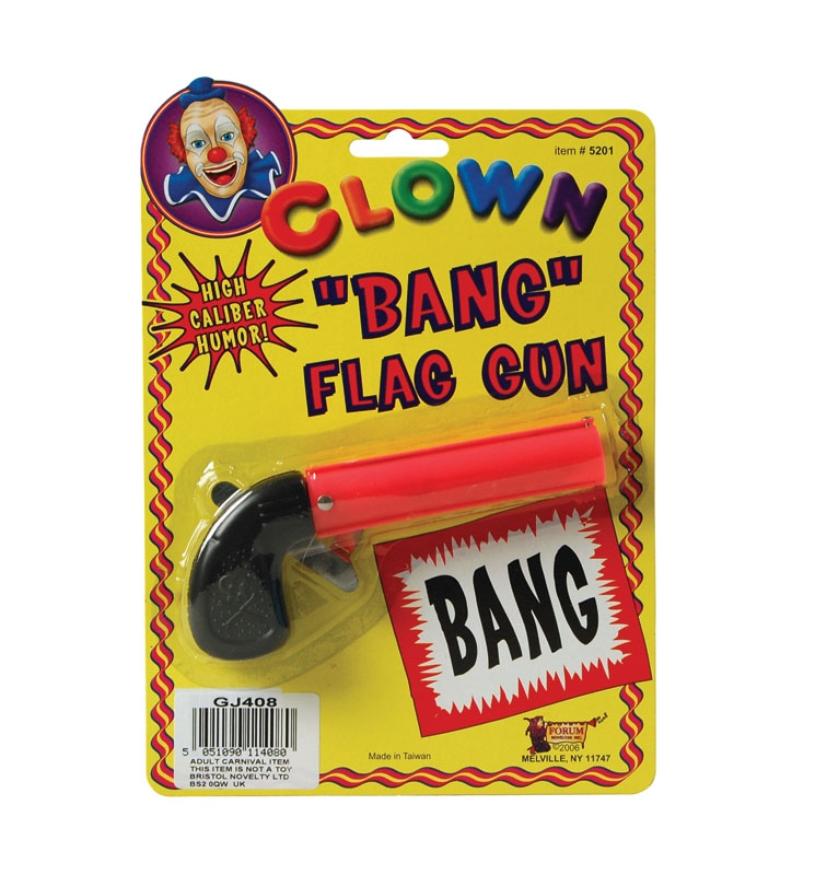 Clown bang gun GJ408