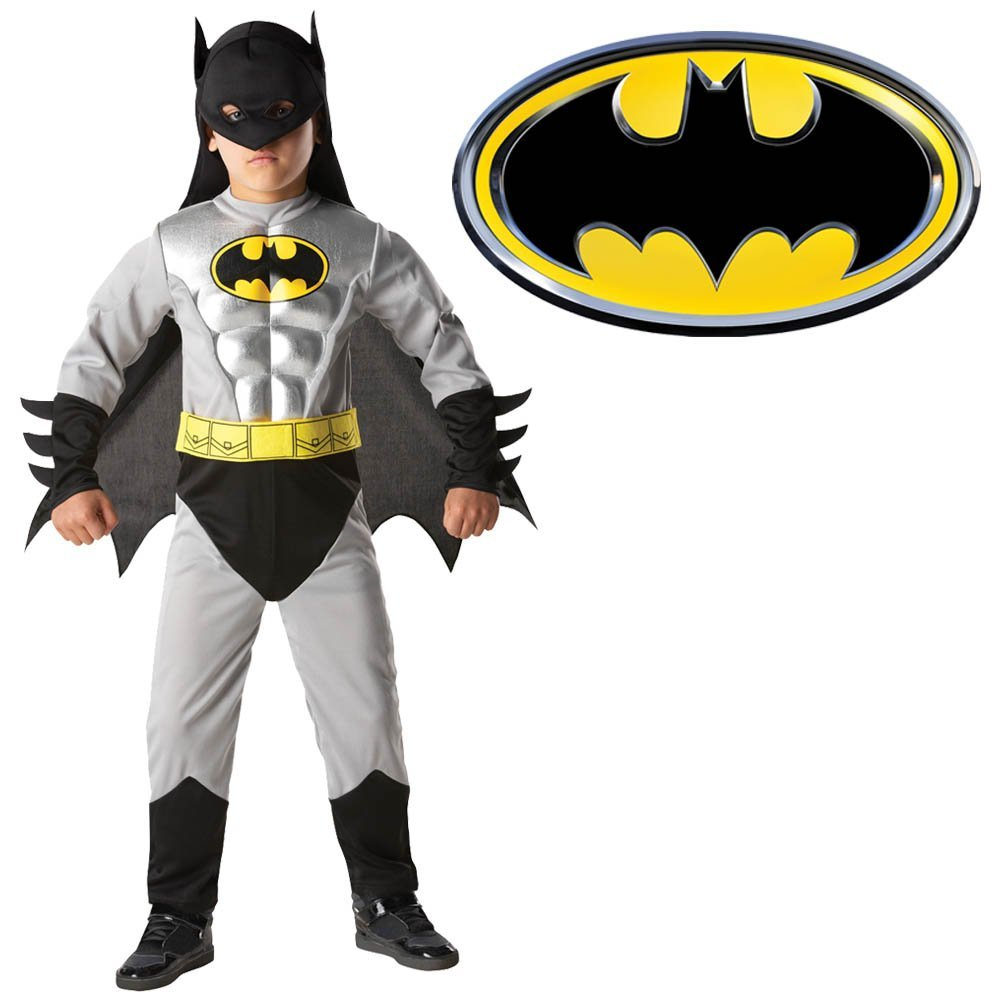 Batman total armour costume 881823