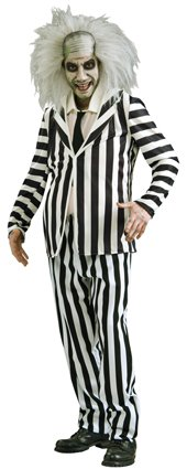 Beetlejuice costume adult 888735