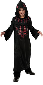Black Devil Robe costume - 881442