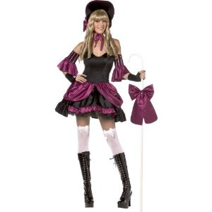 Rebel Toons little Bo-Peep Costume 30636