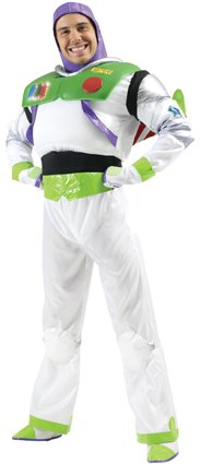 Buzz Lightyear adult costume 888580