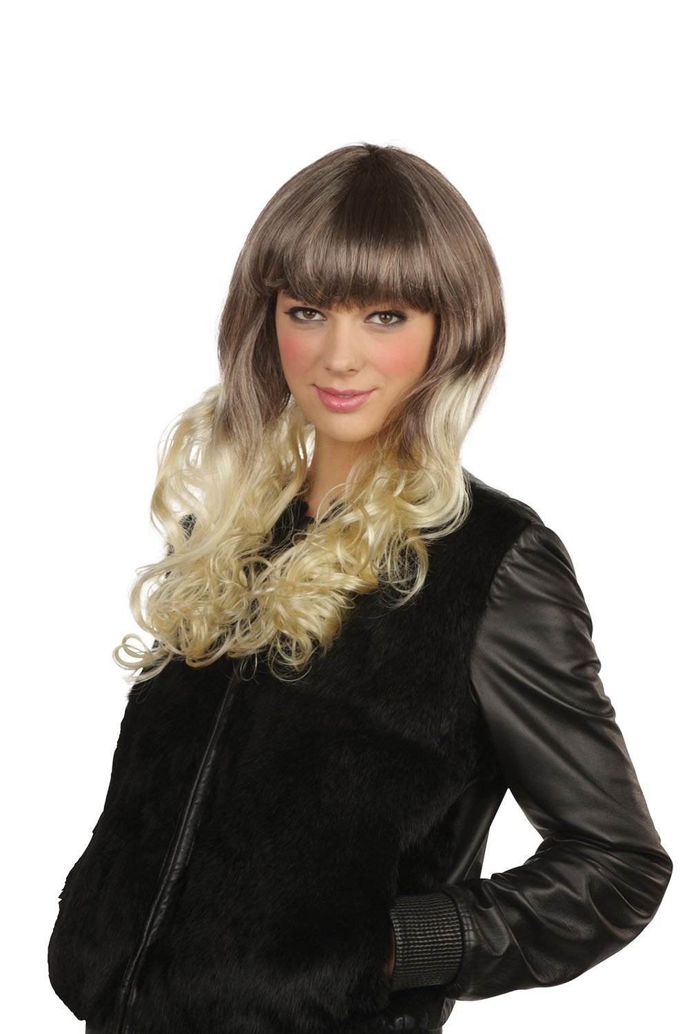 Bristol Novelty BW802 Fancy Dress Wig. Nicky bw800