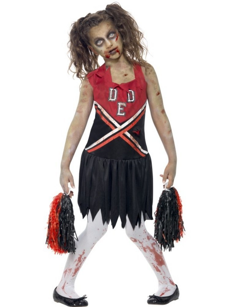 Cheerleader zombie costume 43023 Smiffys