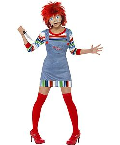 Childs play 2 Female Chucky - 39099