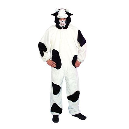 Adult cow costume AC531