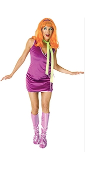 Daphne from Scooby doo costume 16501