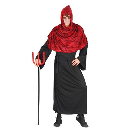 Devil robe adult AC775