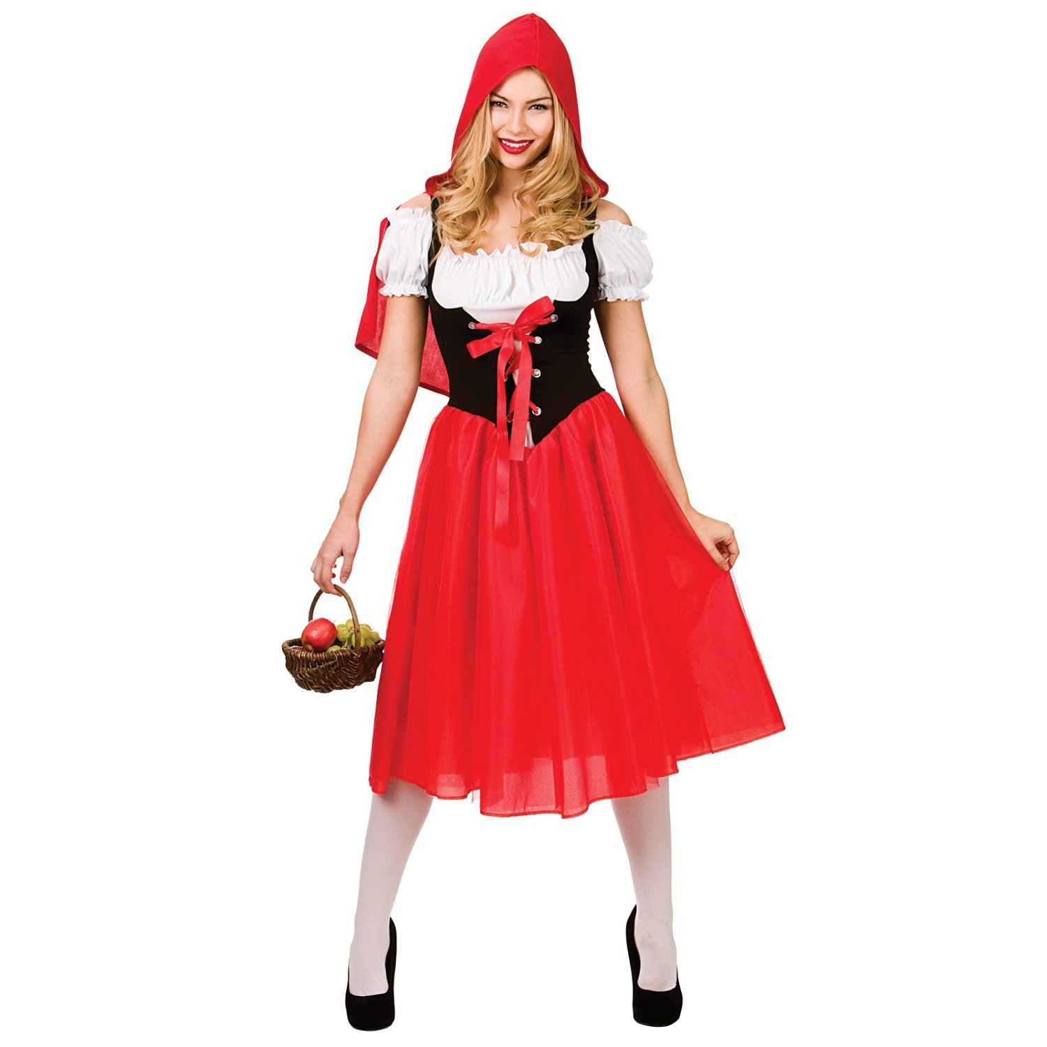 Ladies Red Riding Hood costume ef2163 (wicked)