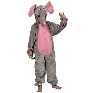 Child elephant costume ka4404 (wicked)