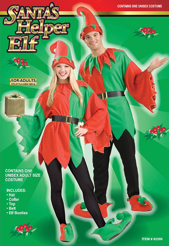 Elf/ Santa's helper AC861