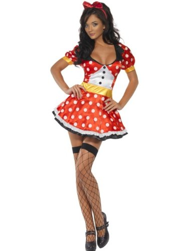 Miss Mary Mouse costume -21010