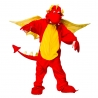Fire Breathing Dragon costume large - KA-4493