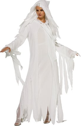 Adult ghostly spirit white 57015