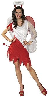 Heavenly Devil  adult costume 887012.
