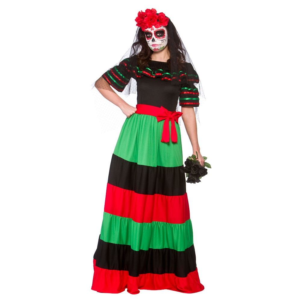 Day of the Dead Senorita adult hf5111