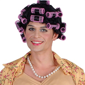 Housewife wig rollers EW8041 (wicked)