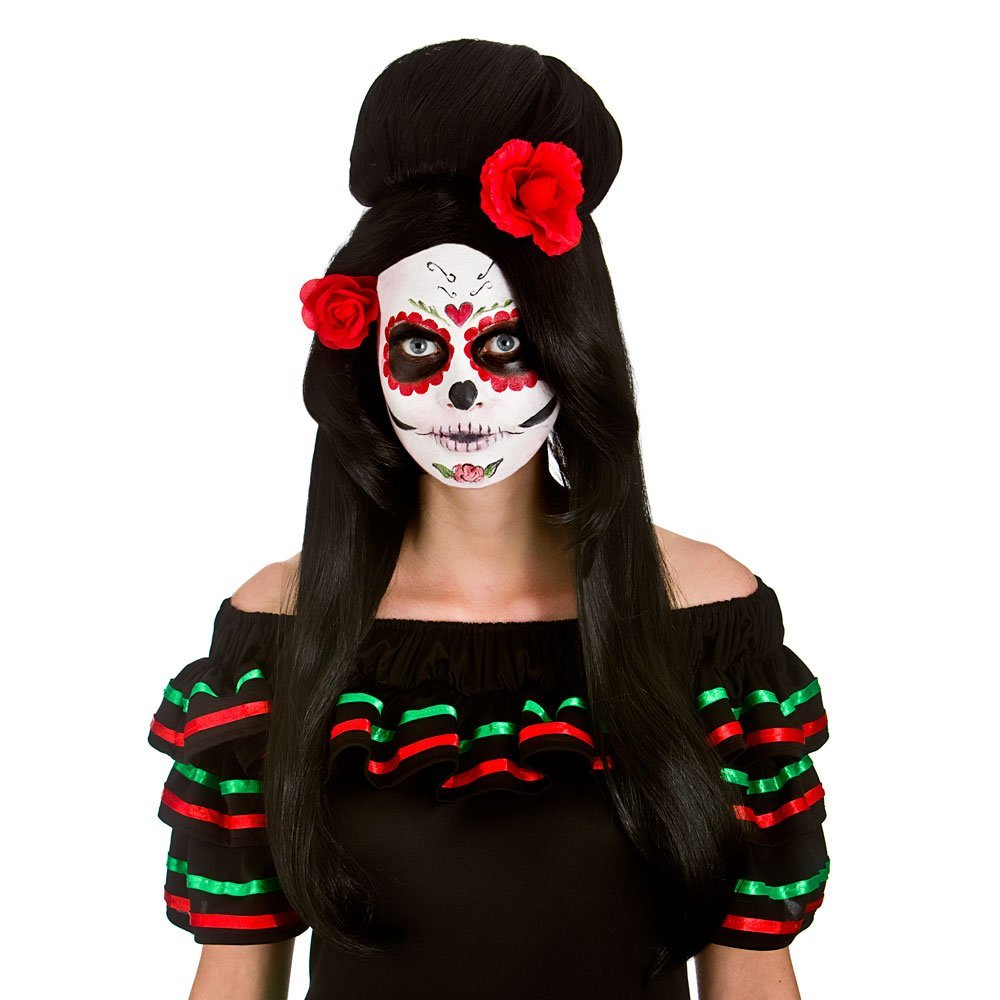 Day of the dead darling wig hw8274