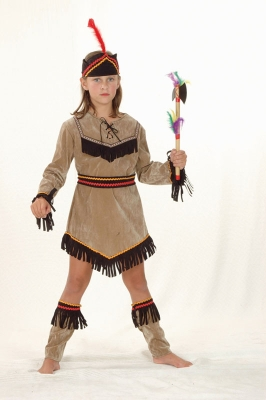 Indian girl costume CC694