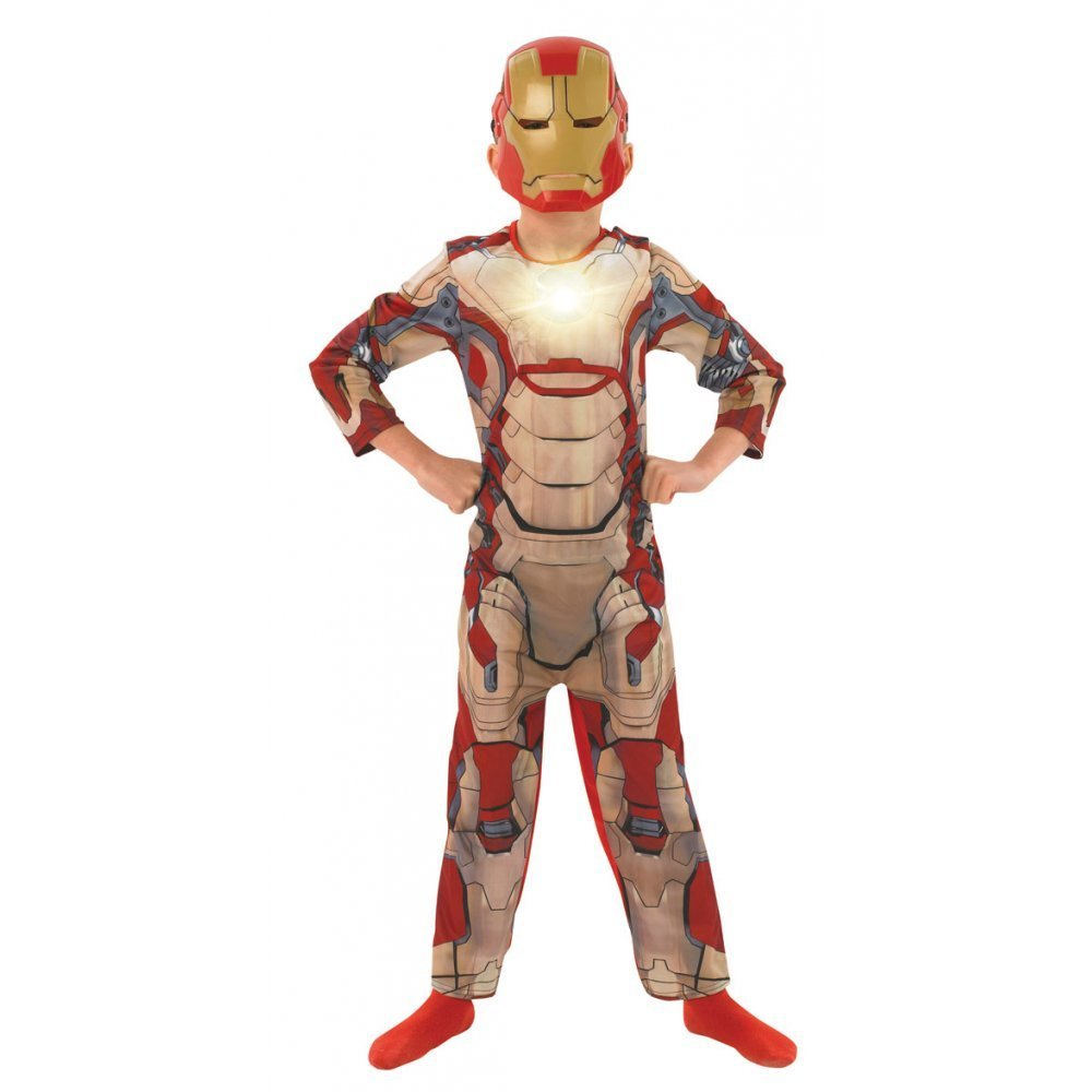Iron Man 3 deluxe costume 886927