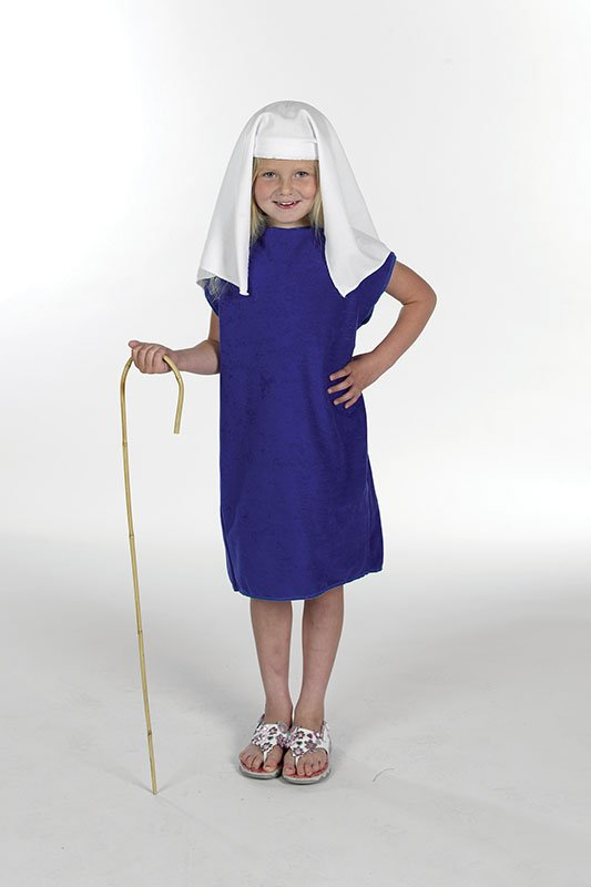 Mary Nativity tabard CC321