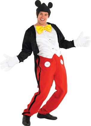 Mickey Mouse costume adult 888808