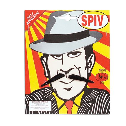 Spiv moustache mb057