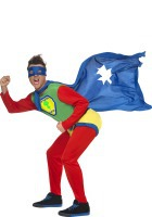 Phantom Farter Super Hero Costume ef-24034M