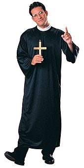 Priest costume 55020
