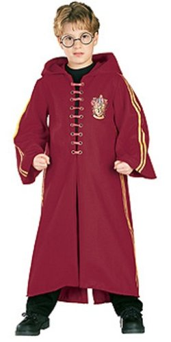 Harry Potter Quidditch robe costume 882173
