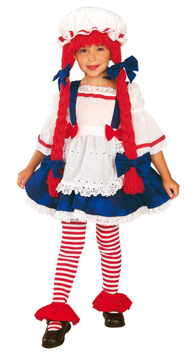Rag Doll girl costume  885624