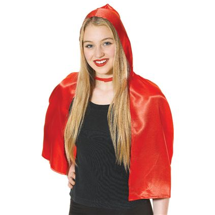 Red Riding  hood cape AC242