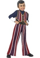 Lazy Town Robbie Rotten Costume ef-38360S. small 4