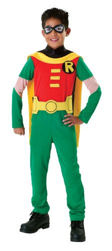 Robin boys costume 882126