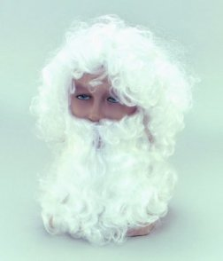 Santa wig and beard set  BW019