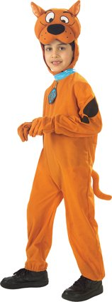 Scooby Doo costume orange 171662