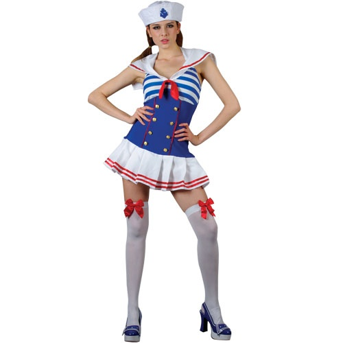Shipmate Cutie sailor girl SF-0052 med