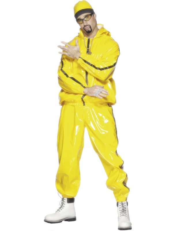 Rapper Suit adult ef-21843L (smiffys)