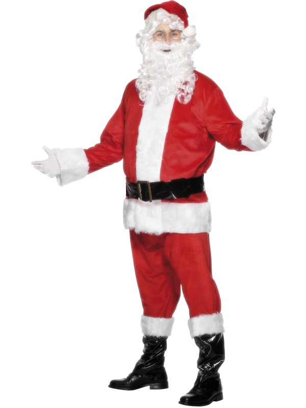 Santa Costume ef-24502M medium (smiffys)