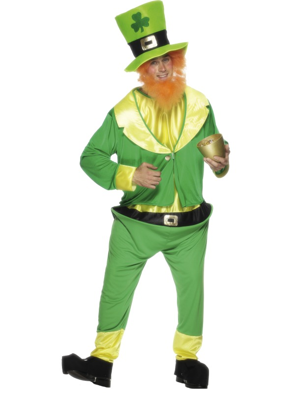 Leprechaun Costume adult ef-26148 (smiffys)