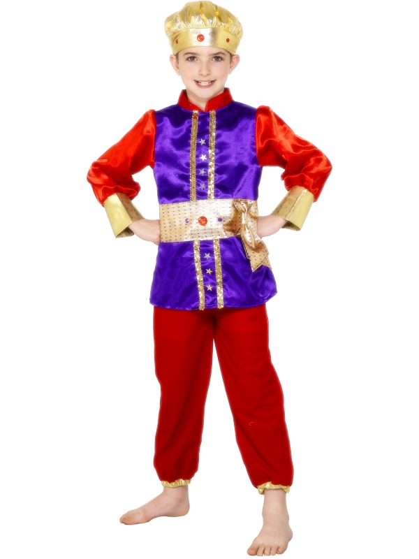 King Balthasar Nativity Costume ef-28848M (smiffys